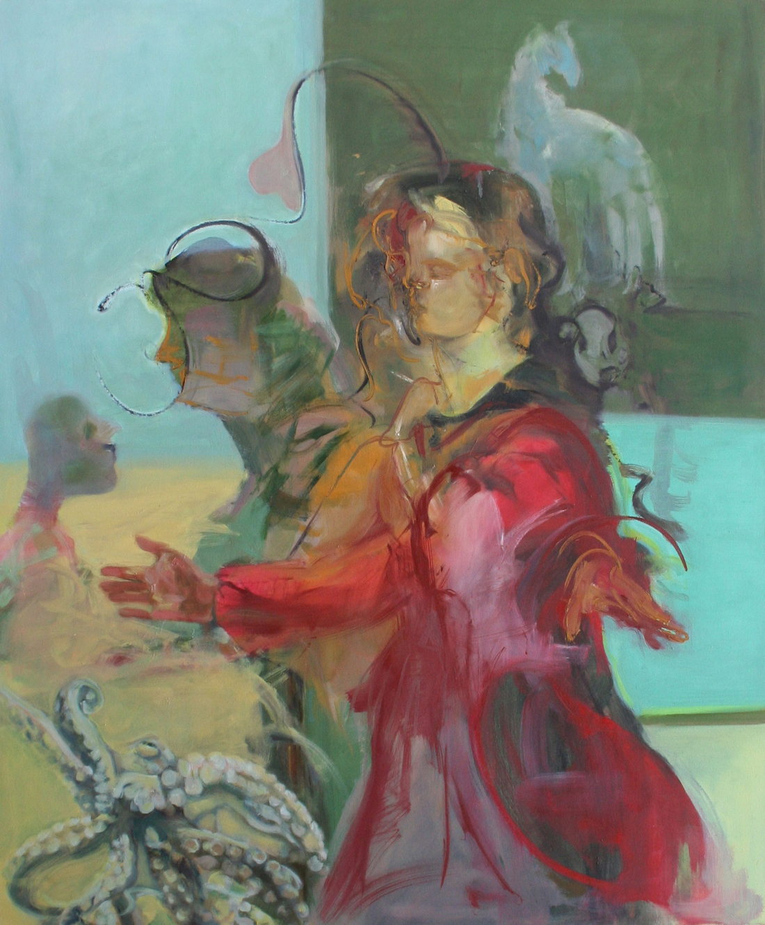 Anemone - Sabina Köhlmeier