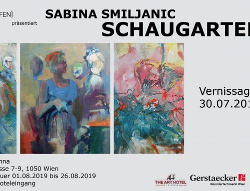 Ausstellung: Schaugarten